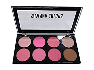 Sivanna Ultra Blush Palette (4) - 8 Colors