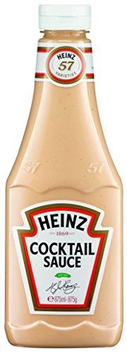 Heinz Cocktail Sauce, Squeezeflasche, 2er Pack (2 x 875 ml)