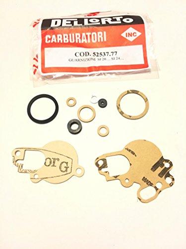 Dell'Orto - Kit de juntas para carburador SI 20/20- SI 24/24 original,...