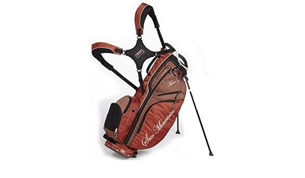 Sun Mountain 2011 Ladies Superlight 35 Stand Bag Spice Java Golf Equipment Gear Store Amazoncouk Sports Outdoors