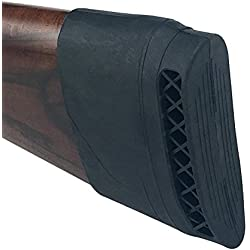 Tourbon Caucho de la escopeta de Caucho del Recoil Almohadilla de la extremidad Butttock de la extremidad Cojín del talón de arma