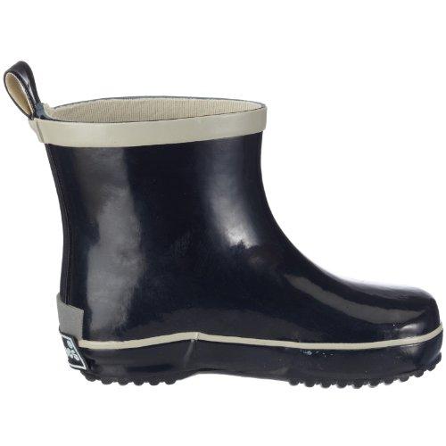 Playshoes uni 180355 Kinder Gummistiefel Blau (marine 11)