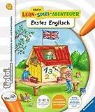 Ravensburger tiptoi Erstes Englisch Lernbuch