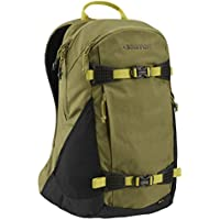 Burton Day Hiker 25L Daypack, Olive Drab Cotton Cordura, One Size