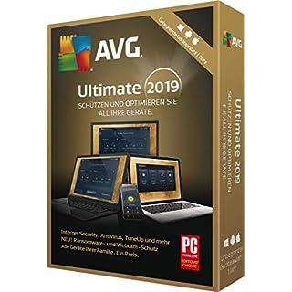 AVG Ultimate 2019 unbegrenzt / 1 Jahr|2019|Unbegrenzt / 1 Jahr|12 Monate|PC, Laptop, Tablet, Handy|Download|Download