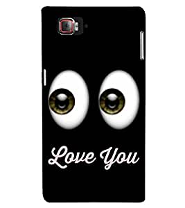 Fiobs Designer Back Case Cover for Lenovo Vibe Z2 Pro :: Lenovo K920 :: Lenovo Vibe Z2 Pro K920 (I want To BE In Your Arms Hold Never Let Me Go Love )