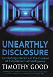 Unearthly Disclosure: Conflicting Interests in the Control of Extraterrestrial Intelligence