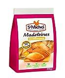 St Michel Madeleines Moelleuses Natures x10 en sachet individuel 250g