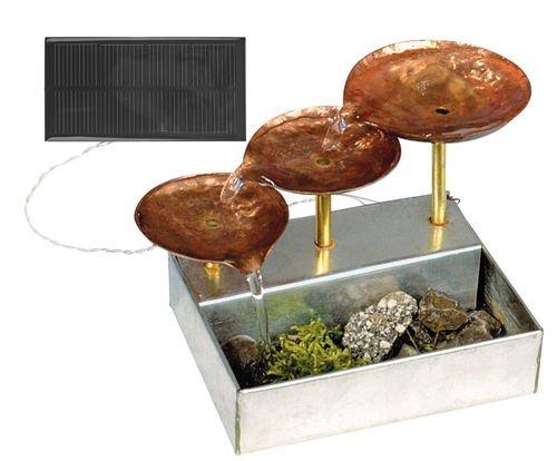 Preisvergleich Produktbild Belladecora® Solar-Brunnen - Bausatz