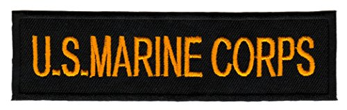 U.S. Marine Corps Aufnäher Bügelbild (Marine Corp Tattoo)