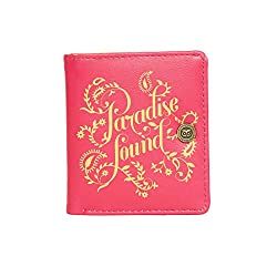 Chumbak Paradise Square Wallet - Pink