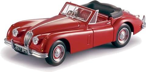 Sun Star 1/18 Scale - 2801 Jaguar XK140 Drophead Coupe