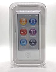 Idea Regalo - Apple iPod Nano 7. generazione 7G BIANCO ARGENTO WHITE 7th SILVER 16GB