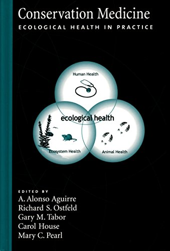 Conservation Medicine: Ecological Health In Practice por A. Alonso Aguirre epub