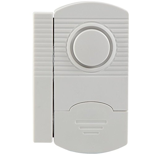 Havells ACNAEXB000 Security Alarm for Door and Window (White)