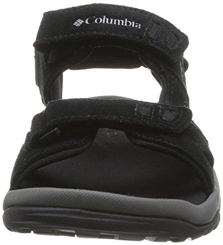 Columbia - Ventmeister, Scarpe da arrampicata Uomo Nero (Black/platinum 010)