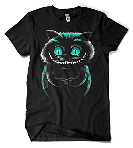 Camisetas La Colmena 4055-Gato Alicia (albertocubatas)