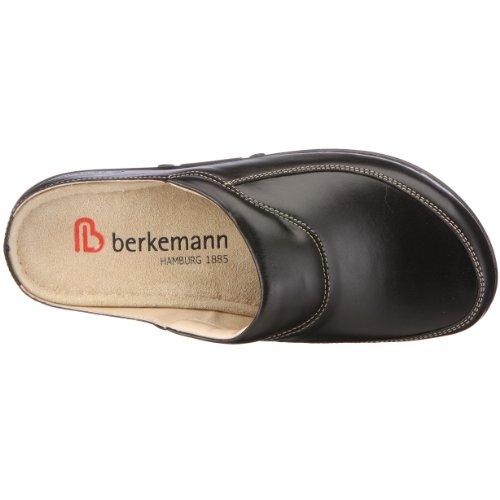 Berkemann  Etienne, Sabots femme Noir - Noir (noir 903)