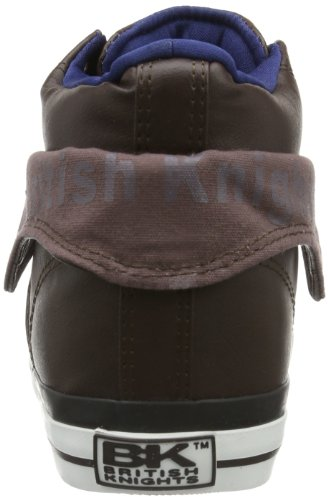 British Knights ROCO B32-3730 Damen Sneaker Braun (dk. brown/navy 1)