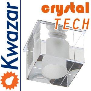 K-15 Einbaustrahler Einbauspot GU10 230V Farbe Chrom poliert. Ideal für LED und Halogen. von Kwazar Leuchte - Lampenhans.de