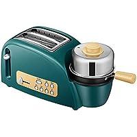 CN Tostadora tostadora hogar Multifuncional Mini máquina automática Desayuno ...