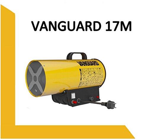 Generador aire caliente// cañón Cannoncino aire