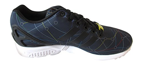 adidas Zx Flux, Baskets mode mixte adulte COLNAV/BLACK/WHT M21618(TORSION CITY LONDON)