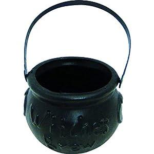 AEC-gu77999-Decoración-Mini de caldero de bruja,