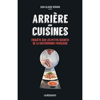 Arrière-cuisines (Cahiers libres)