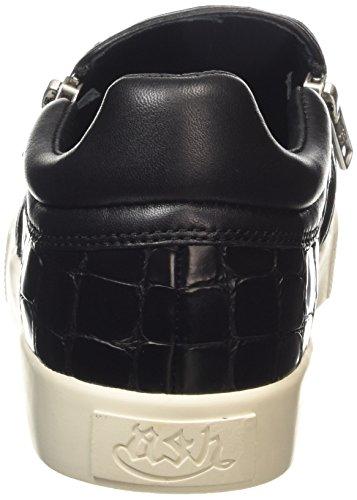 Ash INTENSE Damen Sneakers Schwarz (black 1000)