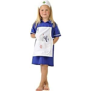 m dchen kinder kinder krankenschwester kost m 3 5 jahre spielzeug spielzeug. Black Bedroom Furniture Sets. Home Design Ideas