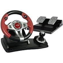 TopDrive GT, 3 in 1 Lenkrad (PS3, PS2, PC) [Importación alemana]