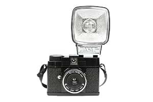 Lomography Diana Mini Camera with Flash - Petite Noir