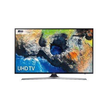 Samsung 65MU6100 65 4K Ultra HD Smart TV Wi-Fi Black LED TV - LED TVs (165.1 cm (65), 4K Ultra
