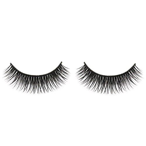 Bronze Pure Eye Shadow (1 Paar falsche Wimpern Falsche Wimpern Dicke Lange Künstliche Eyelashes Magnetische Wimpern Künstliche Wimpern Set Wiederverwendbare Kunstfaser Magnetische Magnet Wimpern (schwarz))