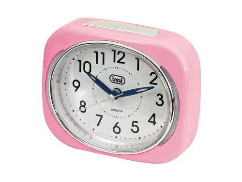 Trevi 3040 - Reloj despertador compacto diseño retro