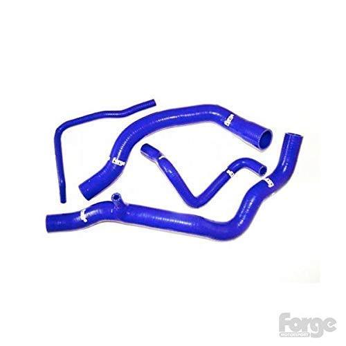 Forge Liquide de Refroidissement Silicone Durites Mini Turbo Noir Bleu FMKCR53