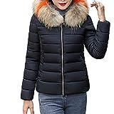 TOPKEAL Jacke Mantel Damen Herbst Winter Sweatshirt Warm Steppjacke Dicke warme Kapuzenjacke Hoodie Pullover Outwear Coats Tops Mode 2018