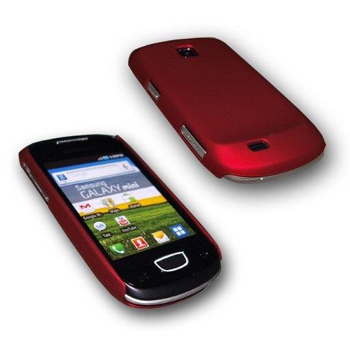 Handy Tasche Hard Case Cover für Samsung Galaxy Mini GT-S5570 / Hülle Schutzhülle Handytasche