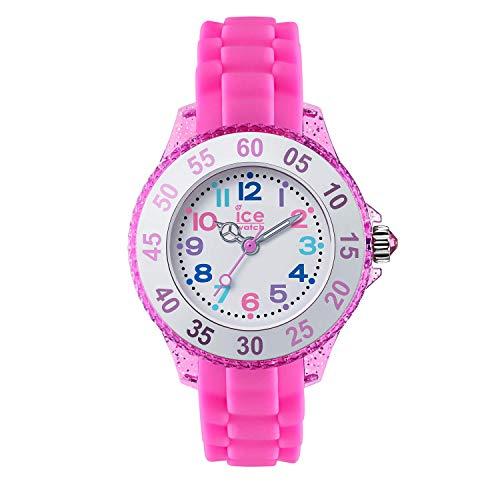 Ice-Watch Fille Analogique Quartz Montre avec Bracelet en Silicone 016414