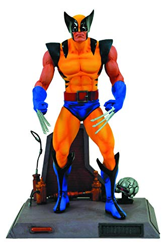 Marvel Select - Yellow Wolverine Comic Coll. Edi.I