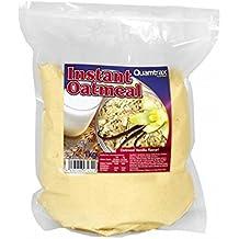 Quamtrax oats meal, harina de avena con sabor, 900g