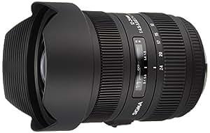 Sigma 12-24mm f/4.5-5.6 II DG HSM Zoom Lens for Canon DSLR Camera