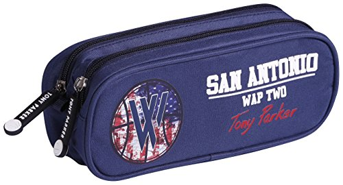 Wap Two San Antonio Trousse rectangulaire 22 x 6 x 11 cm