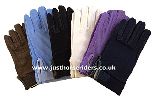 all-sizes-colors-horse-riding-gloves-cotton-pimple-palm-dublin-track-gloves-black-xx-small