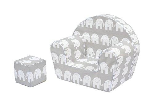 Sillón silla para niños MoMika | Sofá Taburete de asiento...