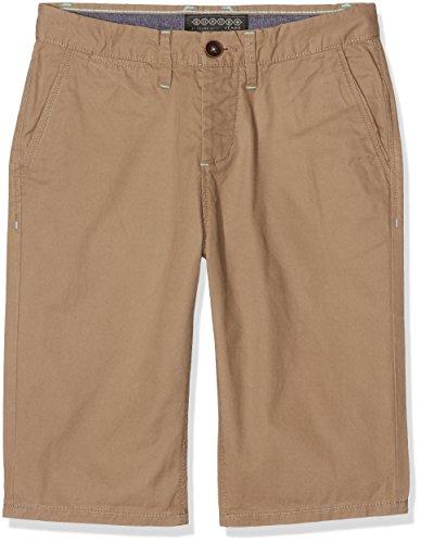 Bonobo Skechicoh, Shorts Uomo Beige (camel Lin)