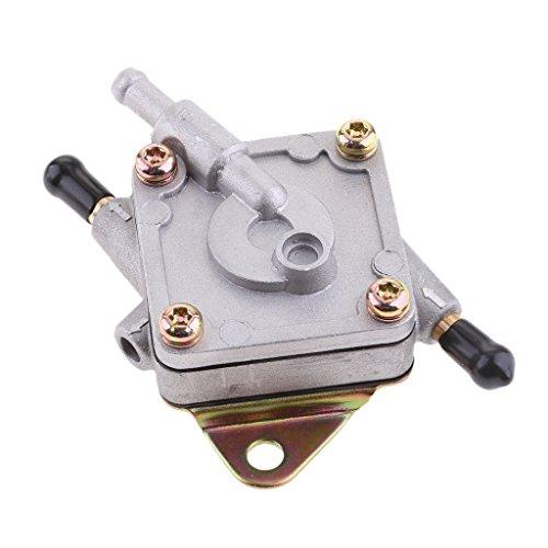 MagiDeal Universal Kraftstoffpumpe Elektrische Handpumpe Benzinpumpe für PIAGGIO BEVERLY