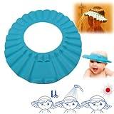 Original TheSmartGuard elastischer Shampo Schutz - Duschkappe für Babys und Kleinkinder zum Duschen...