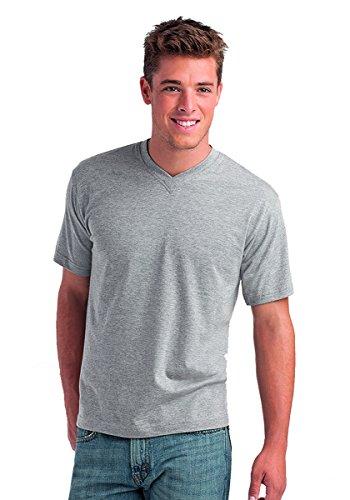 Hanes V-Kragen T-Shirts - V-Neck H5164 navy